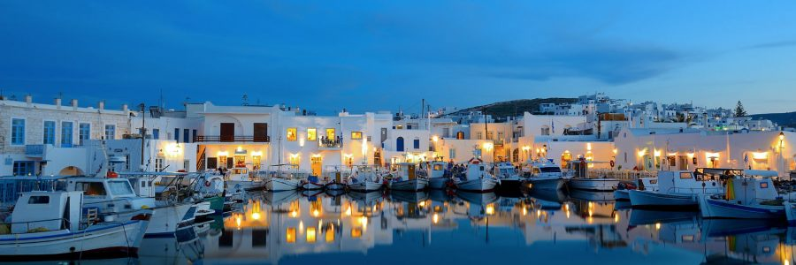 Holidays at Paros island